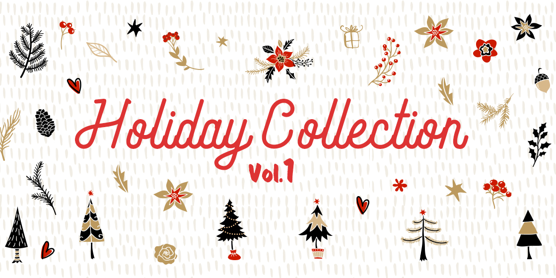 【限定キット発売中】Holiday Collection vol.1